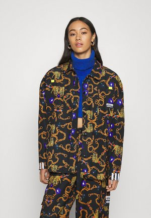 GRAPHICS SPORTS INSPIRED LOOSE JACKET - Lehká bunda - multicolor