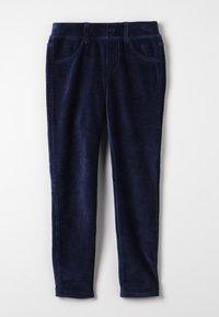 Benetton - TROUSERS - Kalhoty - dark blue - 0
