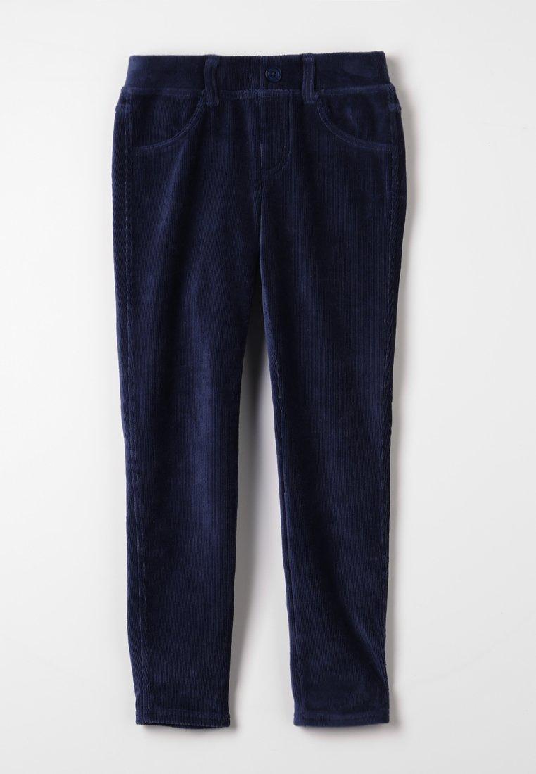 Benetton - TROUSERS - Kalhoty - dark blue