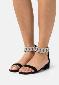 BEBO - ZUMI - Sandals - black - 0