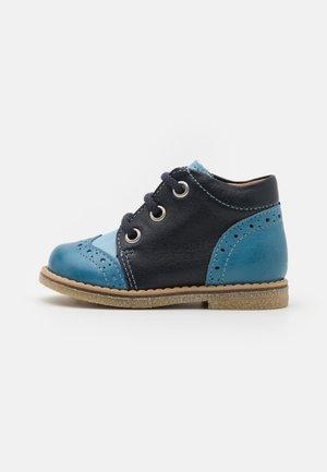 COPER - Lace-up ankle boots - blue