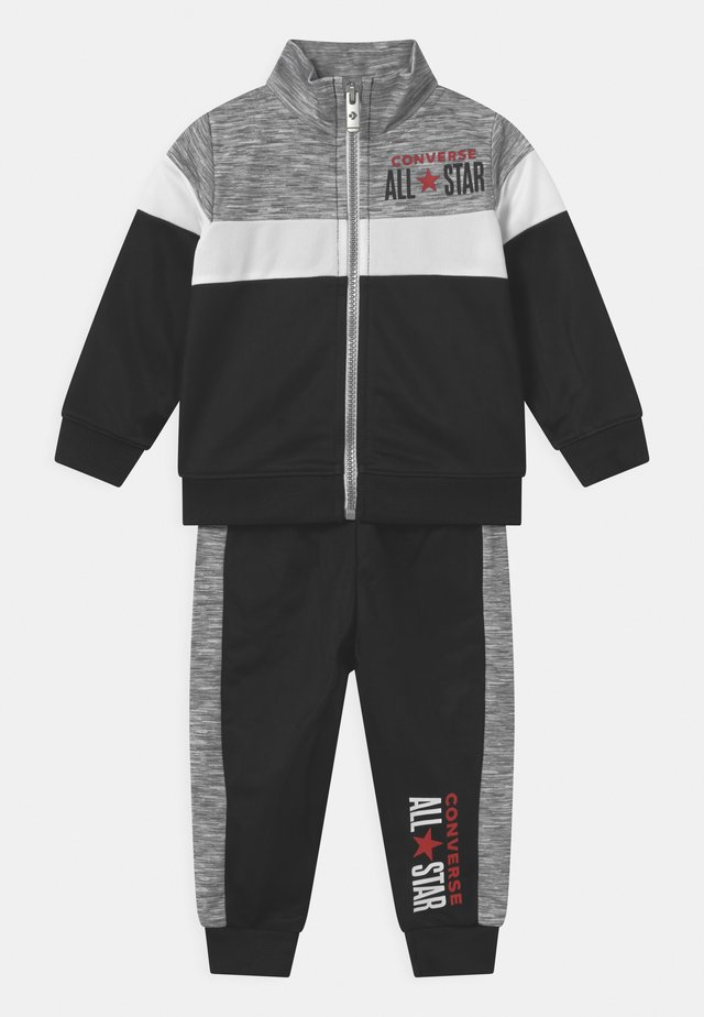 COLORBLOCK ALLSTAR SET UNISEX - Training jacket - black