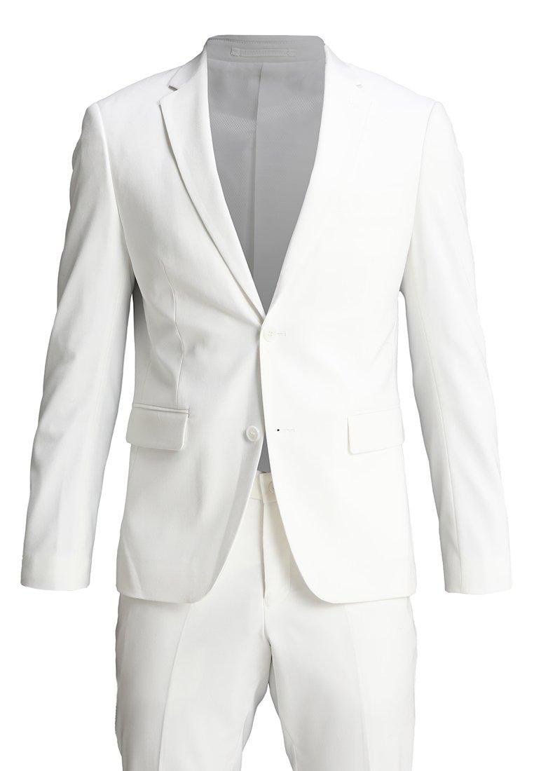Lindbergh PLAIN MENS SUIT - Costume - white