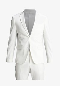 Lindbergh - PLAIN MENS SUIT - Oblek - white - 11