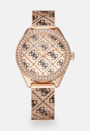 Watch - rose gold-coloured