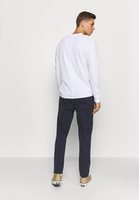 Tommy Hilfiger Tailored - FLEX TRACK SLIM FIT PANT - Trousers - blue - 2