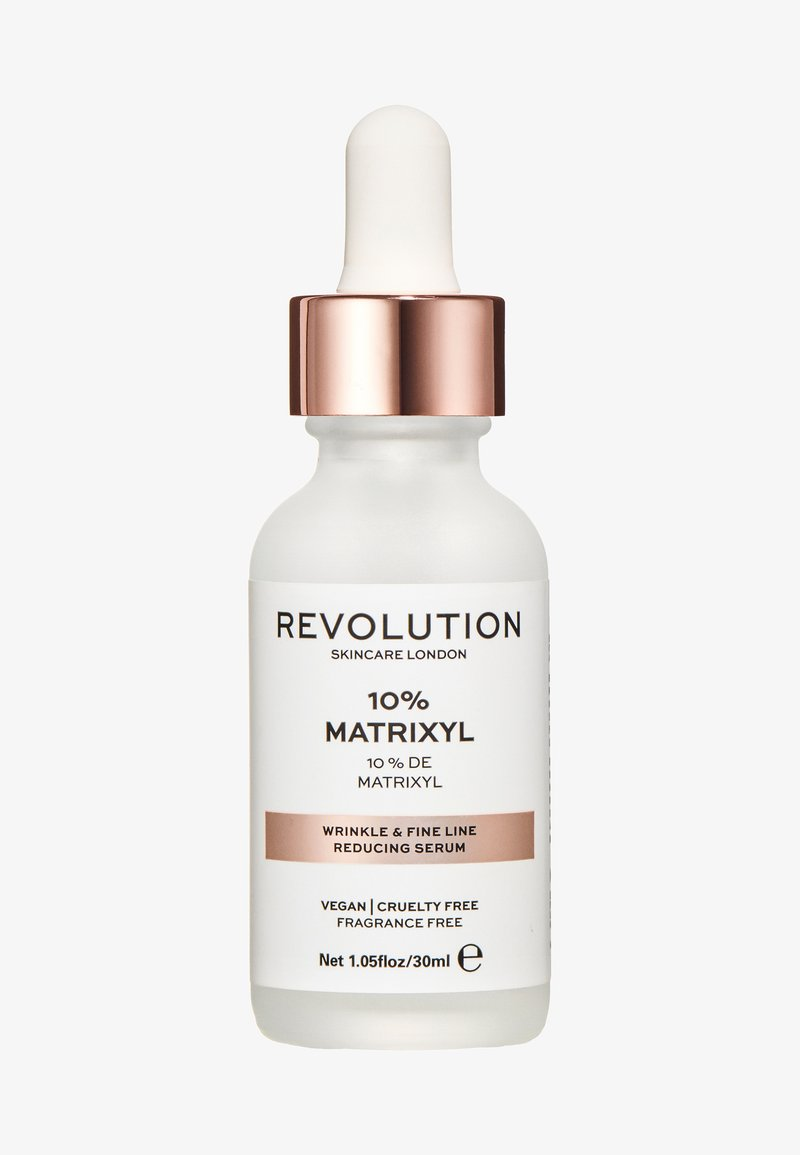 Revolution Skincare - WRINKLE AND FINE LINE REDUCING SERUM - 10% MATRIXYL - Sérum - -