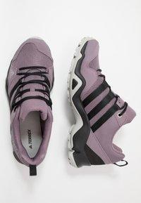 adidas Performance - TERREX AX2R - Outdoorschoenen - legend purple/core black/grey two - 0