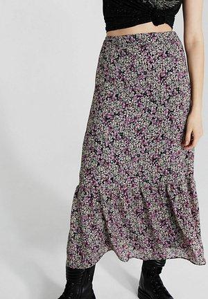 A-line skirt - lavande