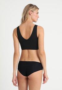 Calvin Klein Underwear - LINED BRALETTE V NECK - Bustier - black - 2