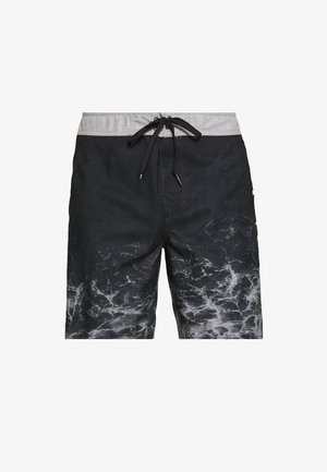 EVERYDAY RAGER - Swimming shorts - black