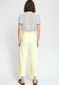 InWear - Trousers - lemon light - 1