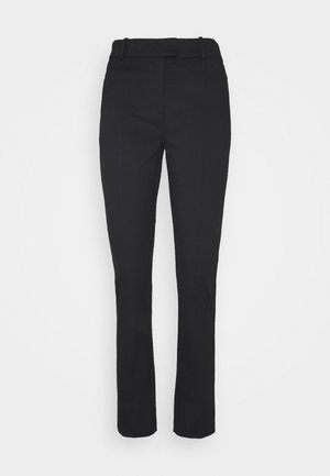 CIGARETTE PANTS - Trousers - pure black