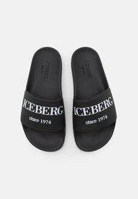 Iceberg - UNISEX - Pantofle - nero - 3