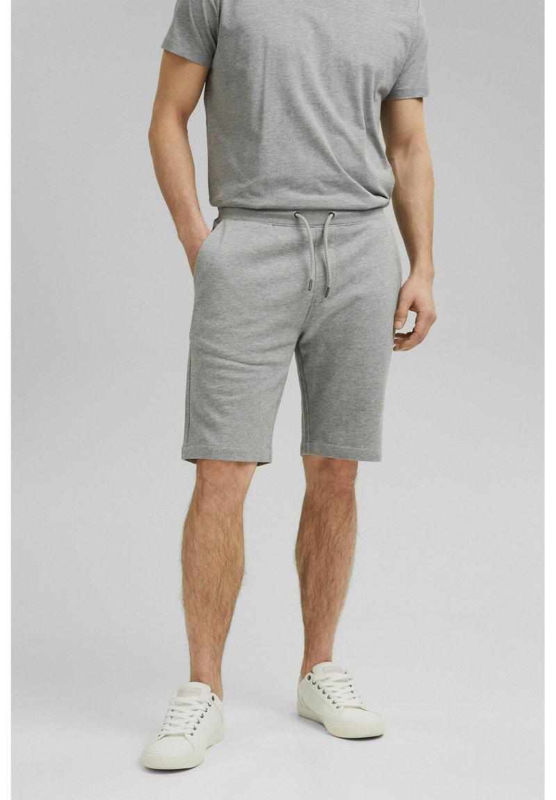 Esprit - Shorts - medium grey