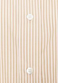 ARKET - IMOGEN POPLIN - Skjorta - beige/white - 2
