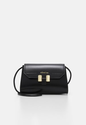 LILIA NANO - Across body bag - black
