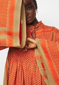 CECILIE copenhagen - SOUZARICA - Day dress - orange - 3