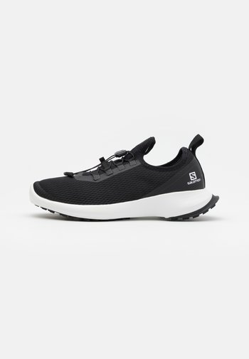 SENSE FEEL 2 - Chaussures de running - black/white
