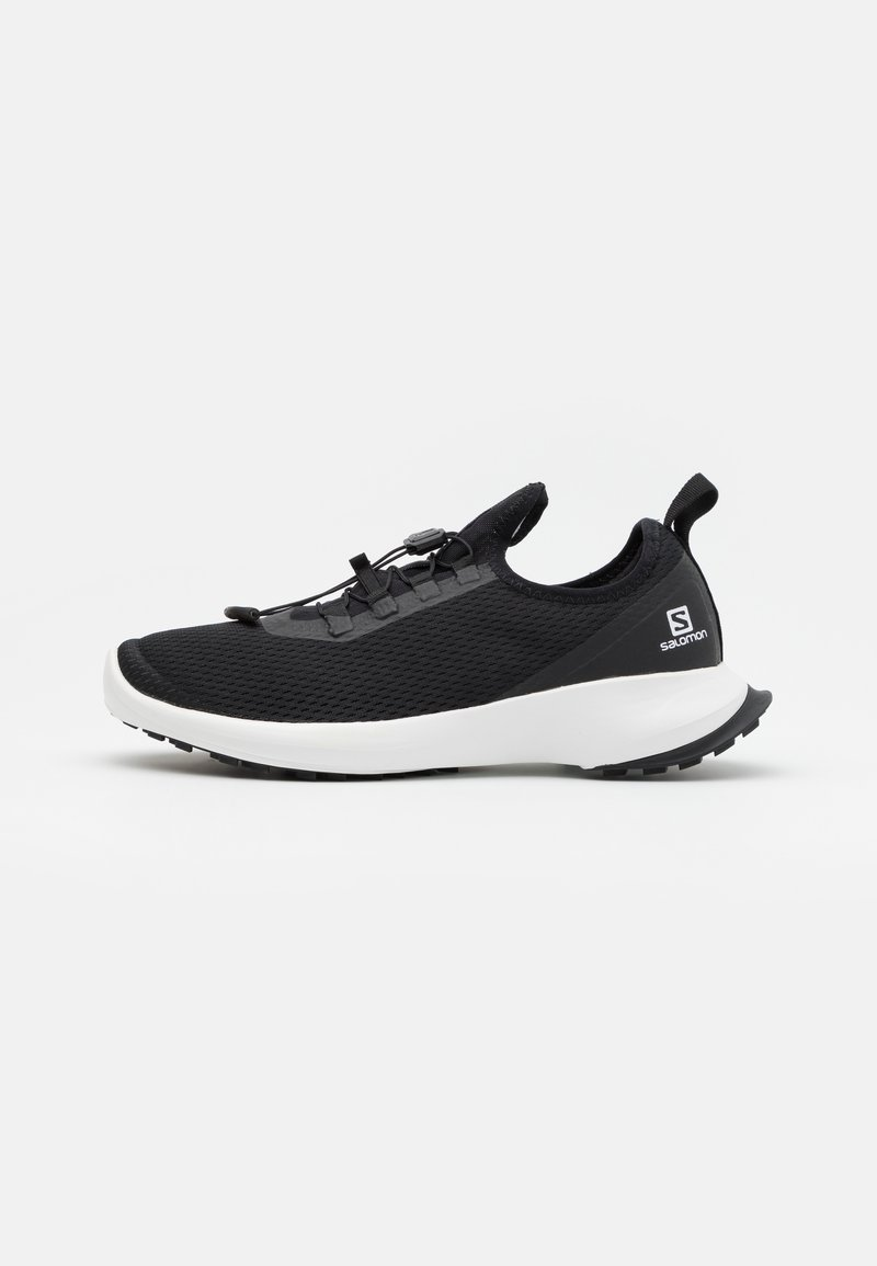 Salomon - SENSE FEEL 2 - Chaussures de running - black/white