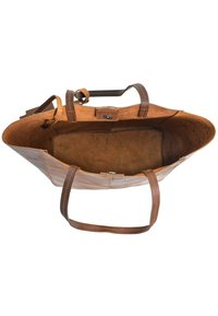 Gusti Leder - Tote bag - brown - 5