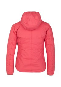 K-Way - THERMO PLUS. 2 DOUBLE - Down jacket - red claret-black pure - 3