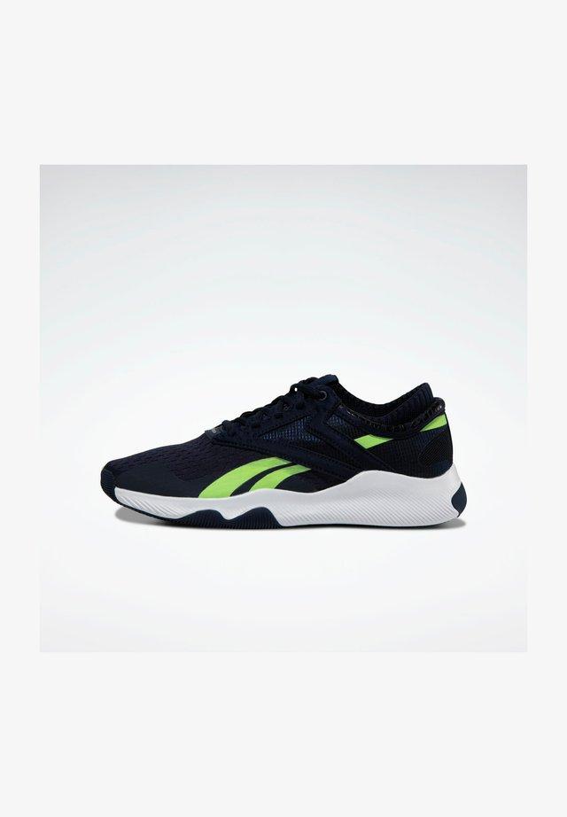 REEBOK HIIT SHOES - Sneakersy niskie - blue