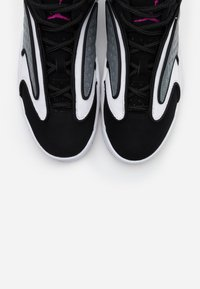 Jordan - AIR  - Zapatillas altas - black/cactus flower/smoke grey/white - 5