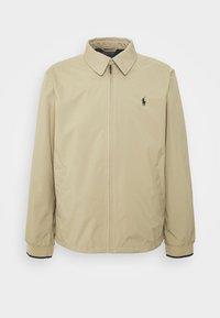Polo Ralph Lauren Golf - SWING JACKET - Outdoorjacka - classic khaki - 5