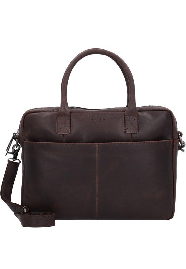 VINTAGE JACK  - Laptop bag - brown