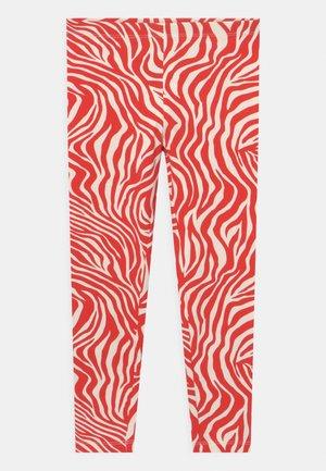 MINI  - Leggings - red