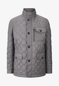 JOOP! - CLINTONS - Light jacket - grau meliert - 6