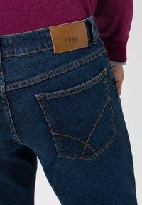 BRAX - STYLE COOPER  - Straight leg jeans - blue - 2