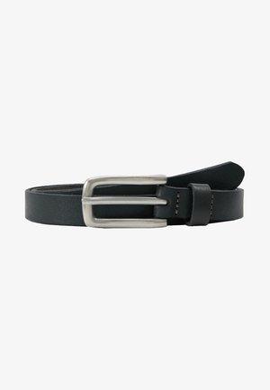 NATURE - Formální pásek - light grey