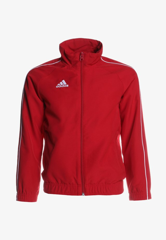 CORE PRE - Training jacket - powred/white