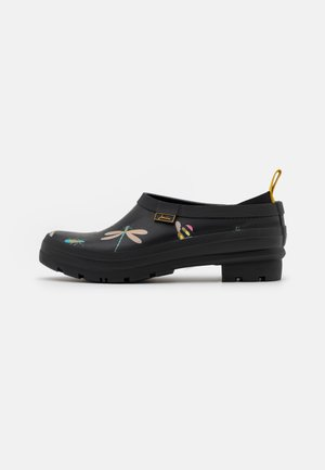 POP ON - Loaferit/pistokkaat - black