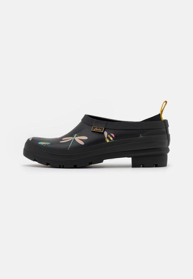POP ON - Slippers - black