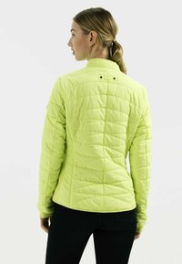 camel active - Winter jacket - lime - 2