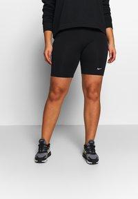 Nike Sportswear - LEGASEE BIKE PLUS - Shorts - black/white - 0