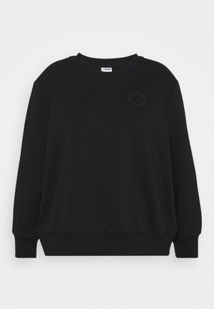 NMLUPA LOGO - Sweatshirt - black
