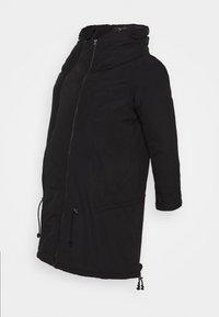 MAMALICIOUS - MLTIKKA PADDED JACKET - Winter coat - black - 5