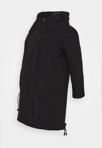 MLTIKKA PADDED JACKET - Zimní kabát - black