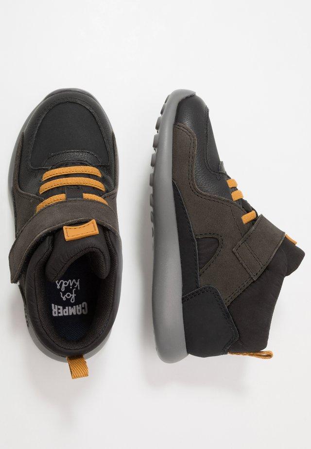 DRIFTIE KIDS - Sneaker high - black/grey