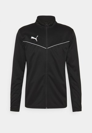 TEAMRISE TRAINING JACKET - Chaqueta de entrenamiento - black/white