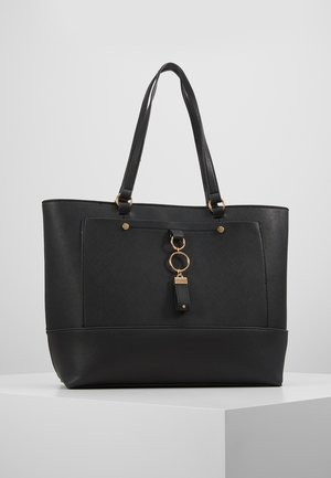 POCKET FRONT - Handtasche - black