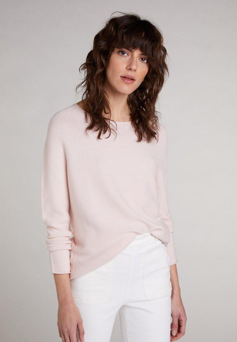 Oui - Jumper - light pink