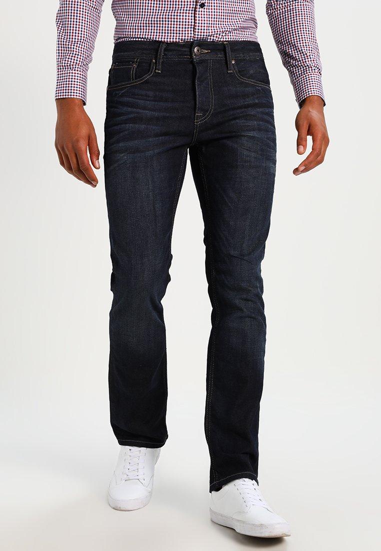 Jack & Jones - JJCLARK - Straight leg jeans - blue denim