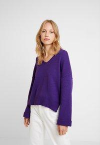 someday. - TIBBY - Jumper - vivid violet - 0