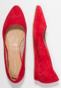 Tamaris - Ballet pumps - lipstick - 3
