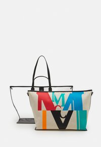 MCM - Shopping bag - multi - 3